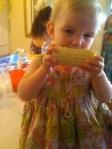 Corn! Yummy!