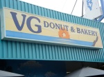 VG's - first stop on donut roadtrip (from San Diego to Portland, OR)